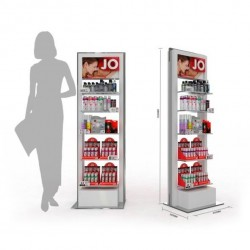 System JO - Top Sellers Stand incl. Producten