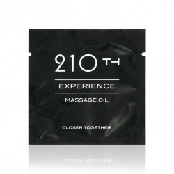 210th - Sachet Massage Olie