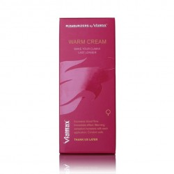 Viamax - Warm Cream 50 ml