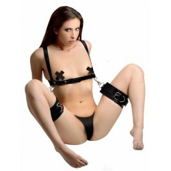 Easy Access Thigh Sling With Wrist Cuffs