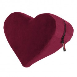 Liberator - Heart Wedge Merlot - erotiekfabriek