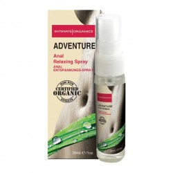 Intimate Organics - Adventure Anaal Spray Vrouwen - erotiekfabriek