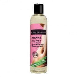 Intimate Organics - Awake Massage Olie 120 ml
