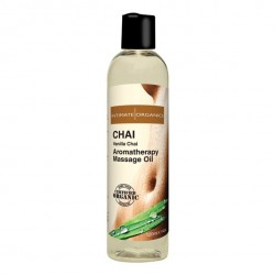 Intimate Organics - Chai Massage Olie 120 ml