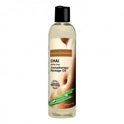 Intimate Organics - Chai Massage Olie 240 ml