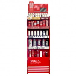 Tenga - Floor Display