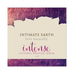 Intimate Earth - Intense Clitoral Arousal Serum Foil 3 ml