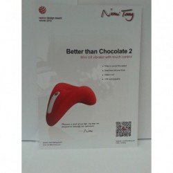 Nomi Tang - Better Than Chocolate 2 Flyer