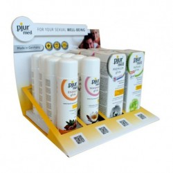 Pjur - MED Counter Display Cardboard
