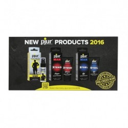 Pjur - New Pjur Products 2016 Flyer