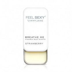 Jimmyjane - Breathe Me Body Scents Aardbei
