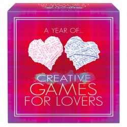 Kheper Games - A Year of Creative Games for Lovers