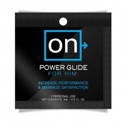 Sensuva - ON Power Glide Single Use Packet
