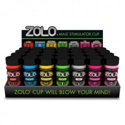 Zolo - Cup Counter Top 28 Display